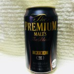 SUNTORY PREMIUM MALT'S The Black 350ml
