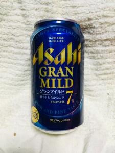 Asahi グランマイルド 350ml