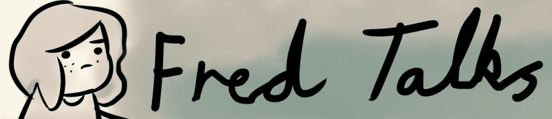 Fred Talks - Banner