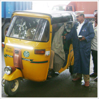 Autos come under scanner in Chennai