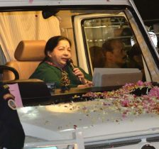 Jayalalithaa to start campaign on April 9