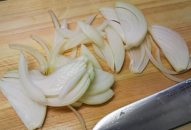 玉ねぎ簡単レシピ