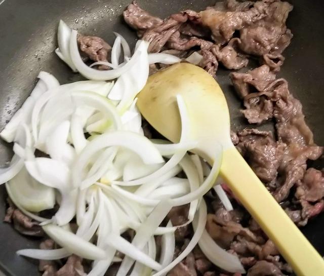 牛肉簡単レシピ