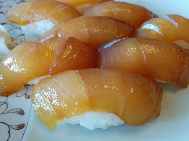 寿し光のべっこう寿司