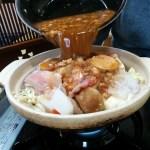 味処大森のあんこう鍋