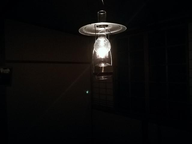 青荷温泉ランプの宿