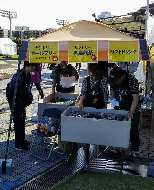 100円ビールフェス ソフトドリンク