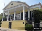 Beauregard-Keyes House in New Orleans, Louisiana. Photo by Michael Kleen