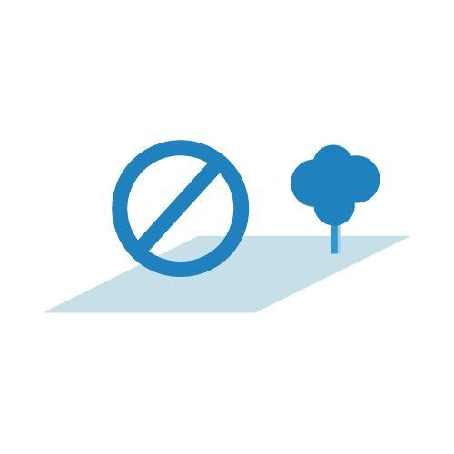 Keine Parkmöglichkeit