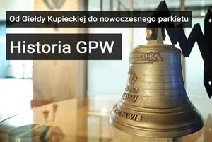 Historia GPW