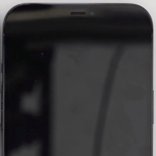 iPhone 13 trimmed down notch