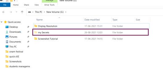show hidden files in Windows 11