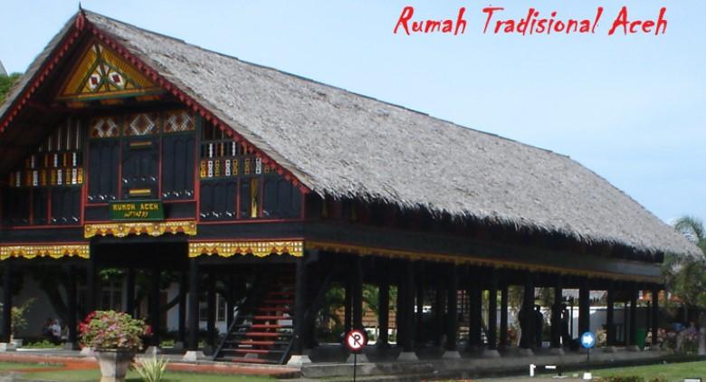 rumah tradisional aceh berbentuk panggung