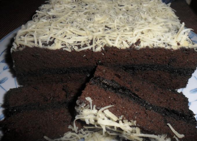 cara membuat brownies panggang mudah dan praktis