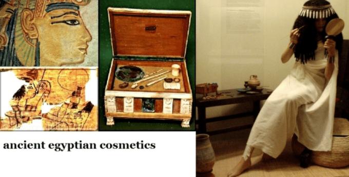 pengertian kosmetik, sejarah kosmetik dan penggolan kosmetik berdasarkan permenkes