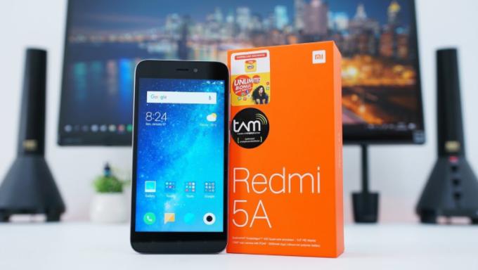 Xiaomi Redmi 5 A