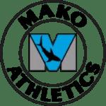 mako athletics logo