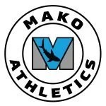 mako athletics logo