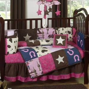 Cowgirl bedding
