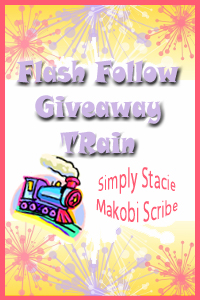 Flash Follow Giveaway Train