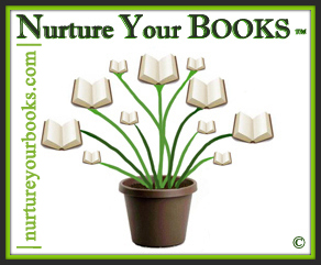 Nurture Your BOOKS logo