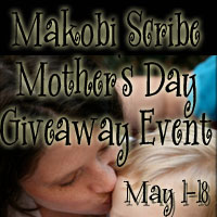 Earn Ten Extra Entries For Entering The Mother's Day Gift Ideas Sweeps Today