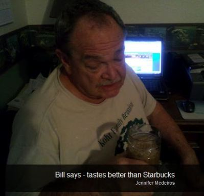 Bill Starbucks