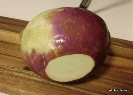 Turnip recipe