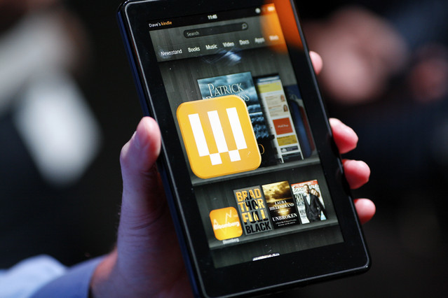 Enter To Win A Kindle Fire From The Daily Knock