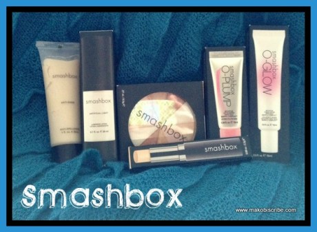 Smashbox Cosmetics Review