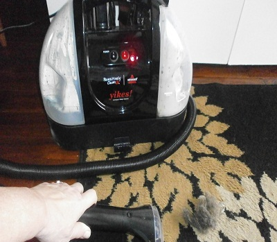Bissell Yikes Compact Deep Cleaner Review and Sweepstakes