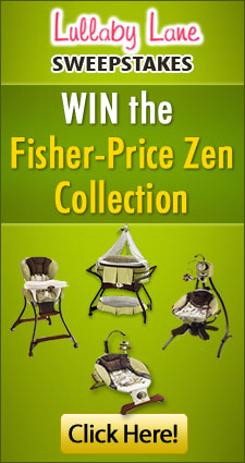 Fisher-Price Zen Collection Sweepstakes