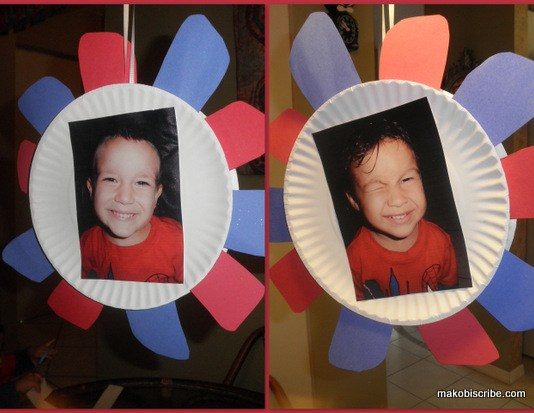 Mothers day craft for toddlers
