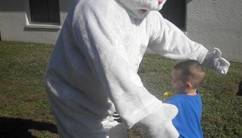 Loving the Easter Bunny