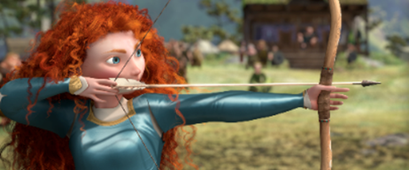 Families Legend Trailer For Disney Movie Brave