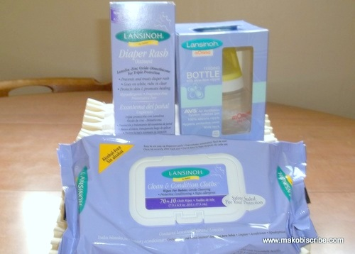 Breast Feeding Accessories From Lansinoh Sweepstakes