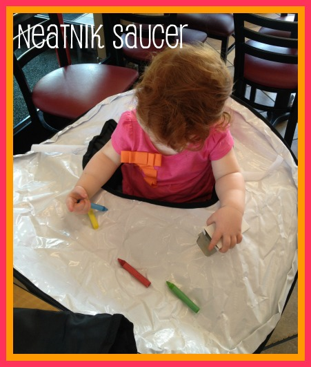 Neatnik Saucer Table Topper and High Chair Cover Sweepstakes
