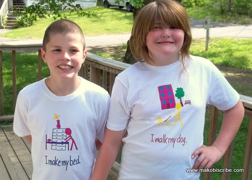 Motivating Children to Do Their Best From Nudge Tees Sweepstakes