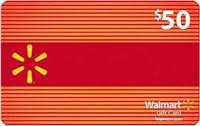 Mission $50 Walmart Sweepstakes