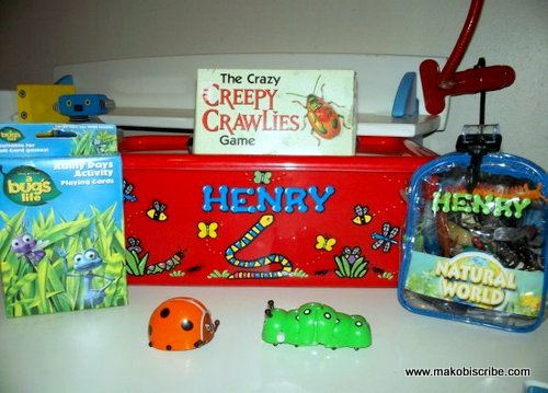 Activity Boxes For Children