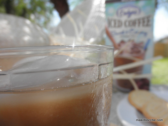 My International Delight #IcedCoffee Afternoon Mommy Time #cbias