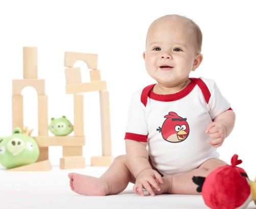 Angry Birds Baby Collection by SwaddleDesigns Sweepstakes