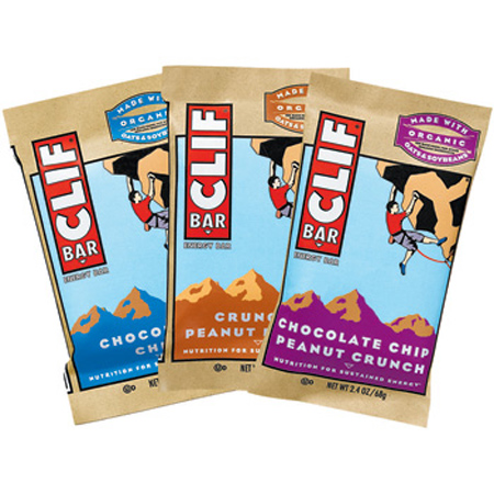 Free Sample of Clif Bars