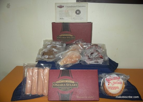 Make Dinner For Dad From Omaha Steaks Sweepstakes