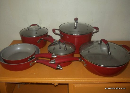 Cookware Inspired By Chefs