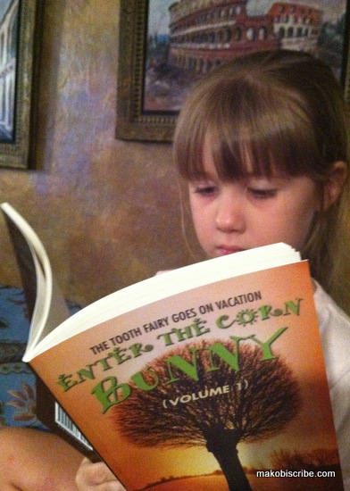 Reading To Your Child This Summer The Tooth Fairy Goes On Vacation Enter The Corn Bunny Book Review