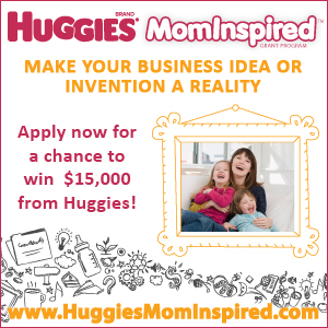 Huggies® MomInspired™ Grant Program