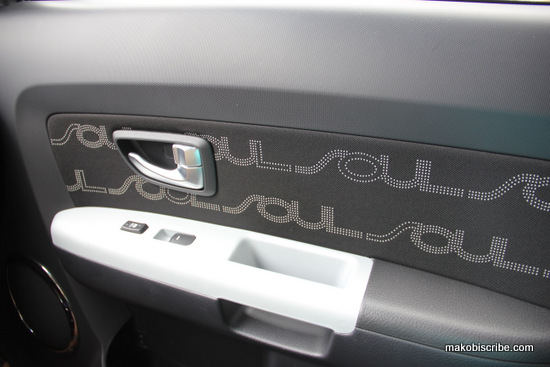 Cool Door panel Kia Soul