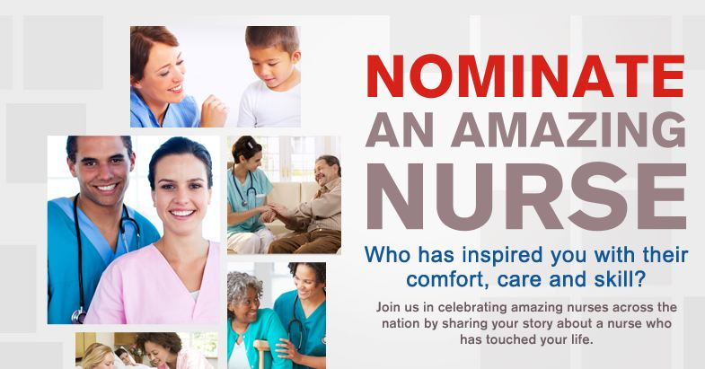 How Has A Nurse Changed Your Life?