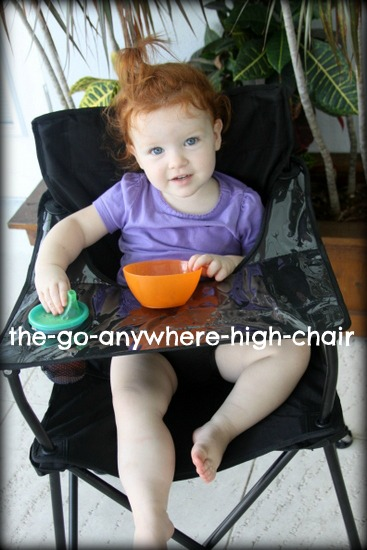 Portable Baby High Chair from Ciao Baby Review
